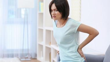 durere spate rinichi