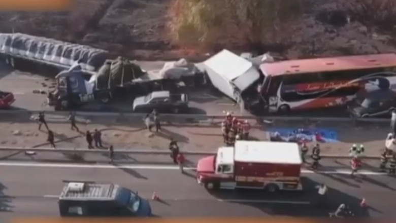 accident chile
