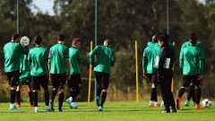 Sporting Club de Portugal - Training & Press Conference