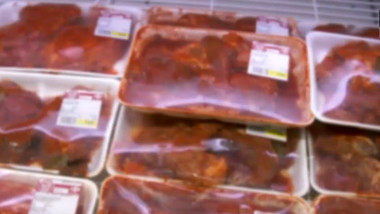 ambalaje carne blur'