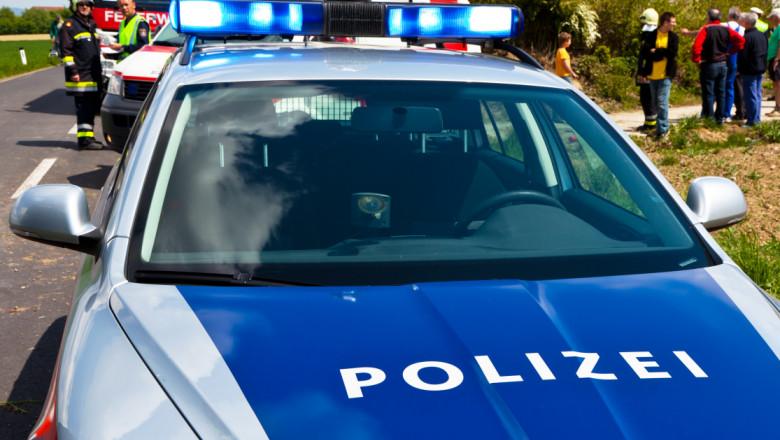 politia austriaca