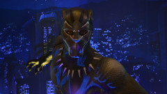 Black Panther shutterstock_1027446709