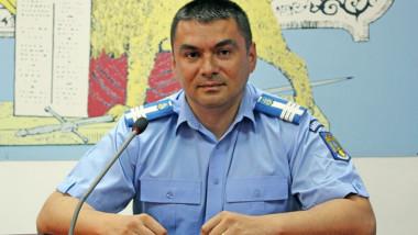 sebastian cucos, comandant jandarmerie