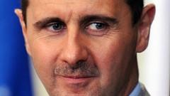 Bashar al-Assad wikipedia