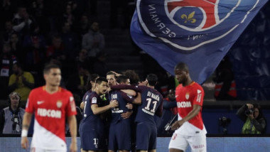 PSG, campioană în Franța după 7-1 cu deținătoarea titlului de anul trecut