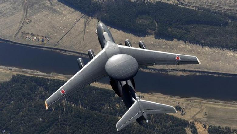 Beriev A-50 SRDLO