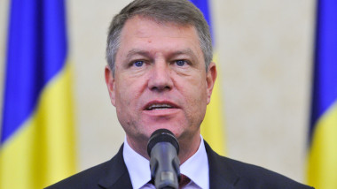iohannis foto mare