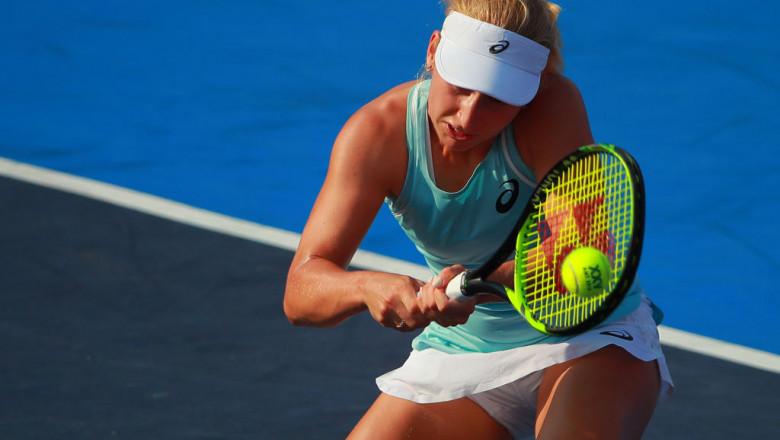 Madison Brengle tenis