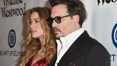 Amber Heard si Johnny Depp