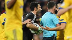 Real Madrid v Juventus - UEFA Champions League Quarter Final Second Leg