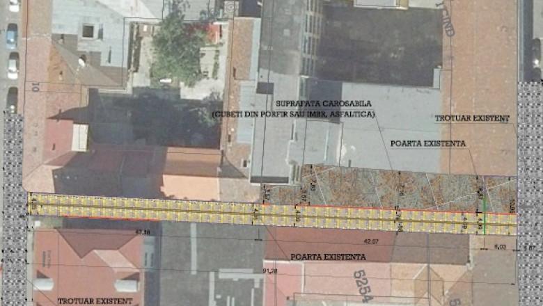 proiecte zona centrala Oradea