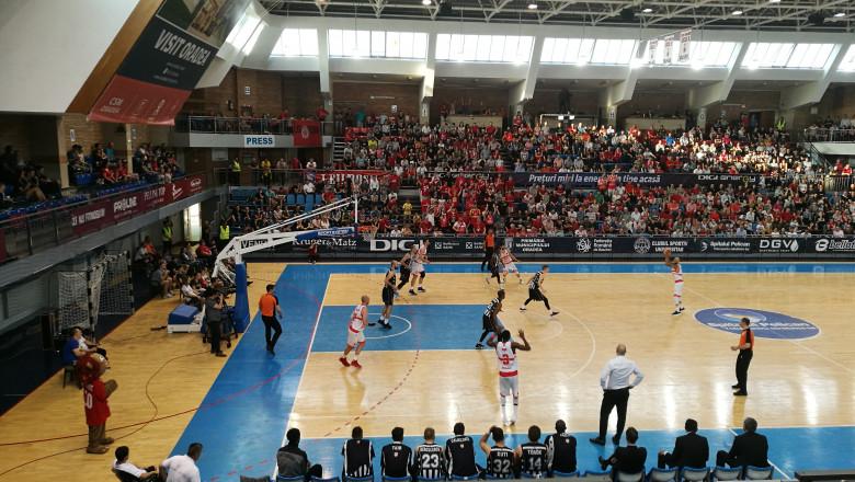 sport CSM CSU Oradea U BT Cluj 250418