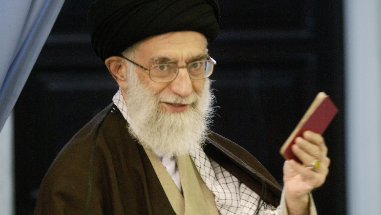 Ali Khamenei crop - Guliver GettyImages