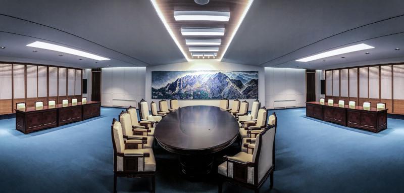 Where Leaders Meet For Inter-Korean Summit