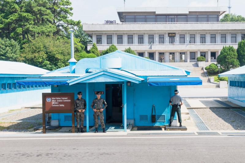 zona demilitarizata korea shutterstock_747112993