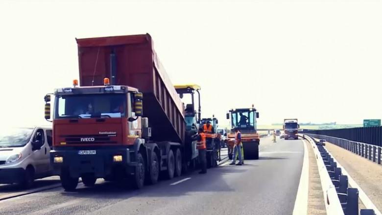 constructie autostrada