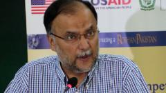 pakistan ministru
