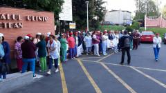 greva spitalul Judeţean (3)