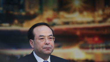China's National People's Congress Continues