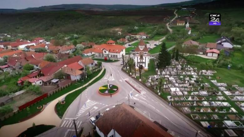Ciugud Comuna Care Arată Mai Bine Decat Majoritatea Orașelor Din țară