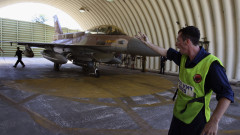 Israeli Air Force Prepare For Lebanon Mission