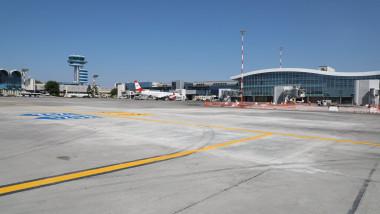 pista otopeni aeroport