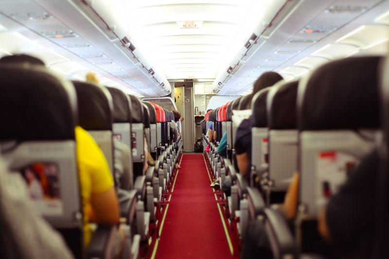 interior avion