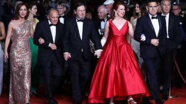 """The House That Jack Built"" Red Carpet Arrivals - The 71st Annual Cannes Film Festival"
