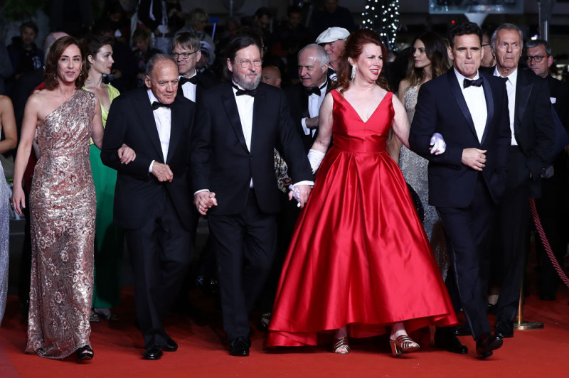 """""""The House That Jack Built"""" Red Carpet Arrivals - The 71st Annual Cannes Film Festival"""