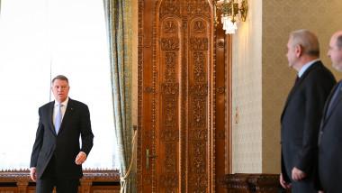 consultari dragnea iohannis presidency