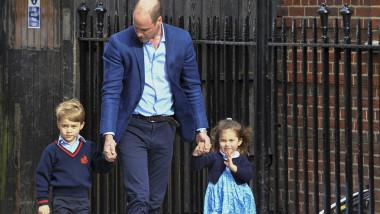 BRITAIN-LONDON-ROYAL BABY
