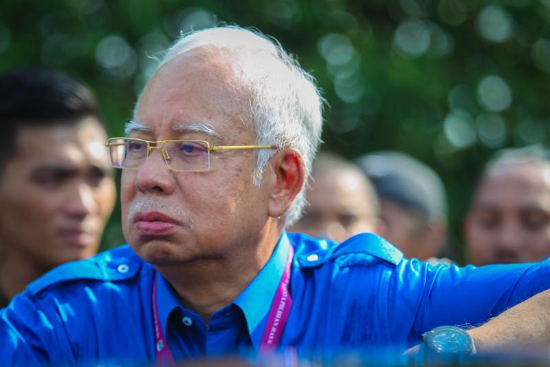 fostul premier razak malaezia shutterstock_1092561515
