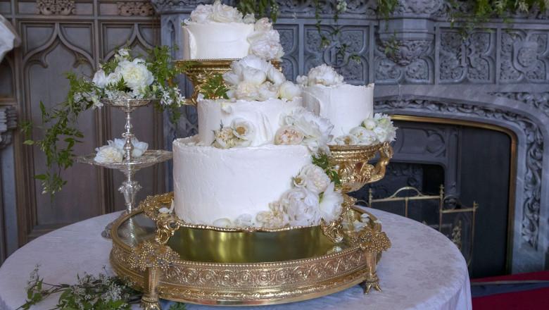 Nunta Regală Tortul Conţine Sirop De Soc Preparat La Reşedinţa