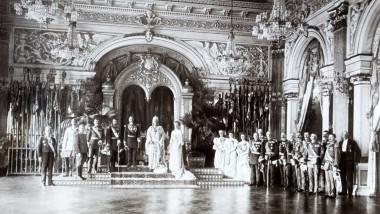 Sala-Tronului Regele-Carol-I Regina Elisabeta