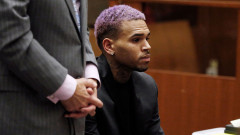 Chris Brown Probation Violation Hearing