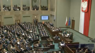parlament polonia