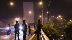 Suicide Bombings At Jakarta Bus Terminal
