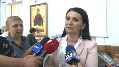 ministrul Sanatatii Sorina Pintea la Oradea