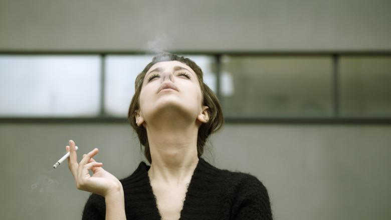fumat tigara