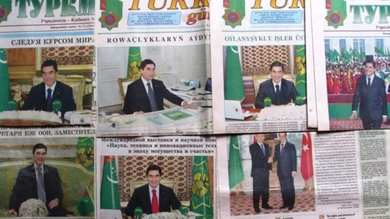 ziare turkmenistan - bbc