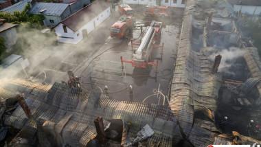 incendiu scoala 124 bucuresti_isu bucuresti ilfov (5)