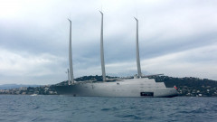 Sailing Yacht A - The 70th Annual Cannes Film Festival