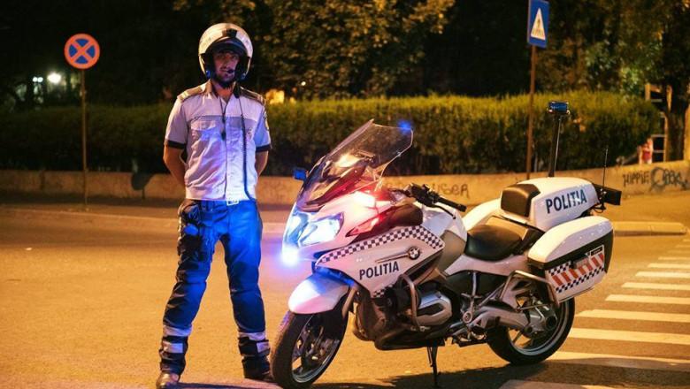 politist rutiera politie FB