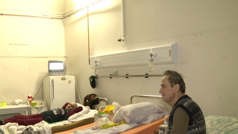 conditii spital pacient