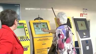 automate taxiuri aeroport