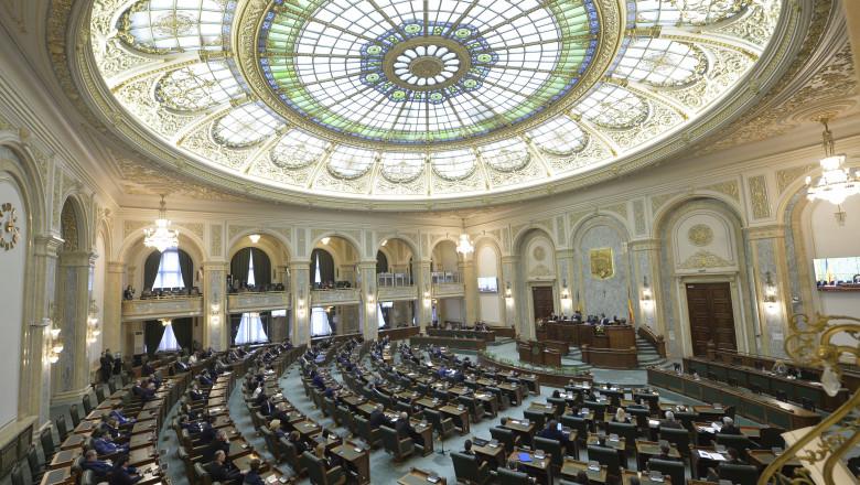 Plenul Senatului Romaniei