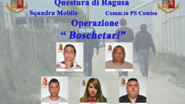 romani arestati in italia