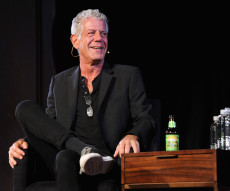 The 2017 New Yorker Festival - Anthony Bourdain Talks With Patrick Radden Keefe