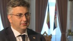 Andrej Plenkovic premierul croatiei