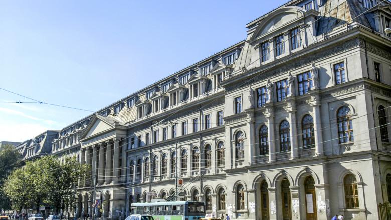Clădirea Universității Din București Va Fi Reabilitată